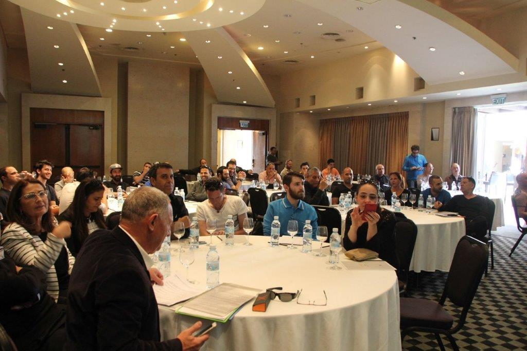 2016 XDS Israel new products conference was successfully finished